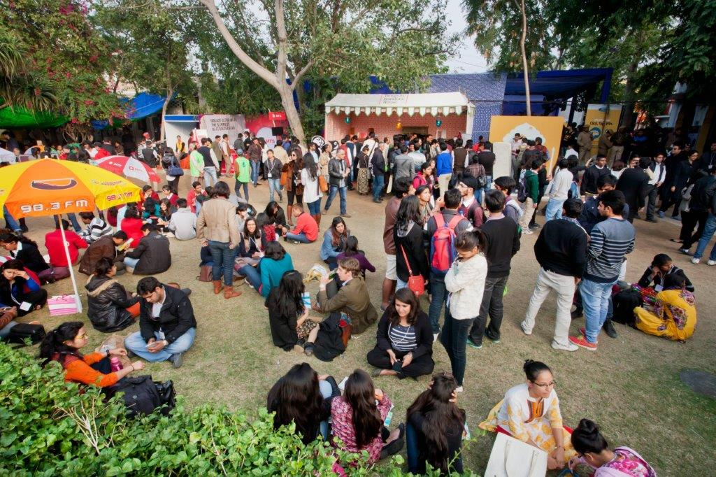 This image has an empty alt attribute; its file name is Jaipur-Literature-festival.jpg
